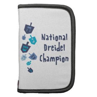 Campeón nacional de Dreidel Organizadores