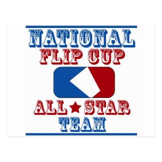 campeón nacional de la taza del tirón postal