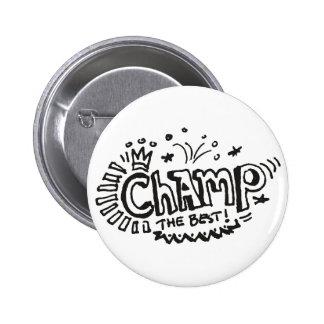 Campeón Pin