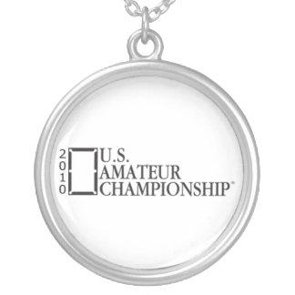 Campeonato del aficionado de los 2010 E.E.U.U. Colgante Redondo