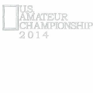 Campeonato del aficionado de los 2014 E.E.U.U. Polo Bordado