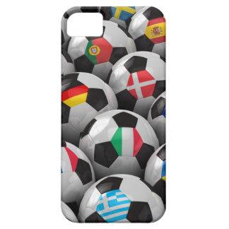 Campeonato del fútbol de 2012 europeos funda para iPhone SE/5/5s