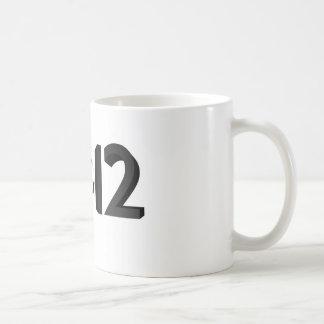 Campeonato europeo 2012 taza de café