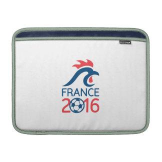 Campeonatos 2016 del fútbol de Francia Europa Funda Macbook Air