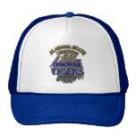 ¡Campeones 2009 de estado de Alabama de los tigres Gorras De Camionero
