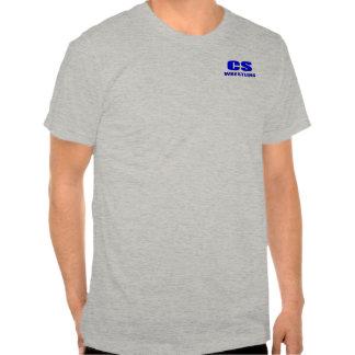 Campeones de lucha del estado de Carl Sandburg Camisetas