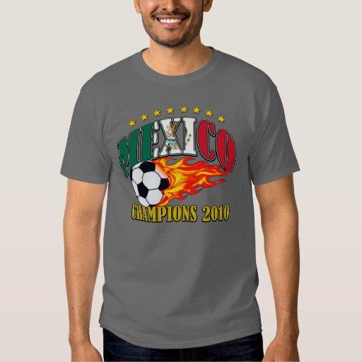 Campeones de México Remeras