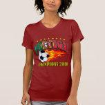 Campeones de Portugal Camisetas