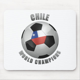 CAMPEONES DEL FÚTBOL DE CHILE TAPETE DE RATON