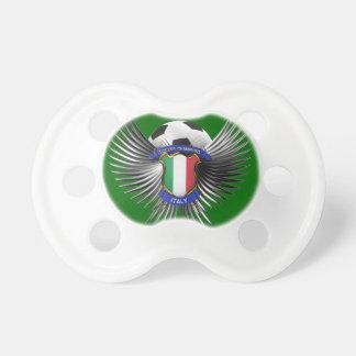 Campeones del fútbol de Italia Chupete