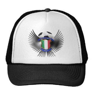 Campeones del fútbol de Italia Gorra