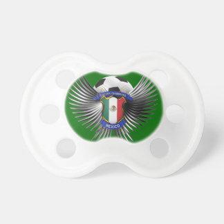 Campeones del fútbol de México Chupetes De Bebe