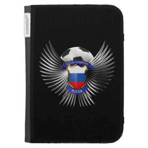 Campeones del fútbol de Rusia