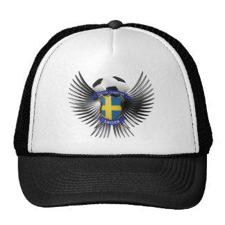 Campeones del fútbol de Suecia Gorro De Camionero