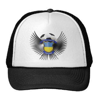 Campeones del fútbol de Ucrania Gorros