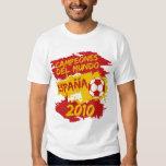 Campeones del Mundo 2010 Playera