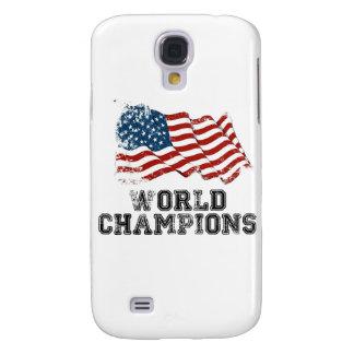 Campeones del mundo de la bandera americana