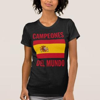 CAMPEONES DEL MUNDO T SHIRT