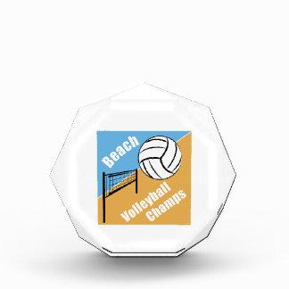 Campeones del voleibol de playa