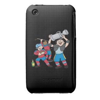 Campeones Funda Para iPhone 3