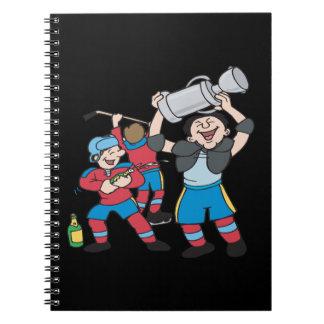 Campeones Cuaderno