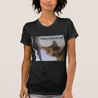 Camper Cat T-Shirt