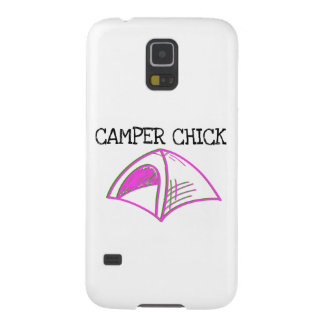 Camper Chick S5 Galaxy Phone Case