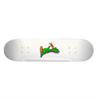 Camper Marshmallow Dragon Skate Deck