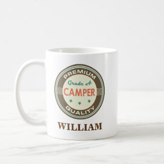 Camper Personalized Office Mug Gift