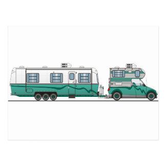 Camper Post Cards