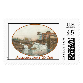 Camperdown Mill & The Falls Stamp