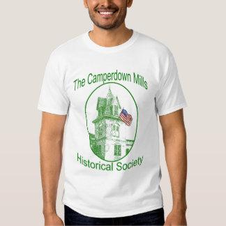 Camperdown muele la camiseta de la sociedad polera
