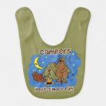 Campers Have S'More Fun Bibs
