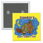 Campers Have S'More Fun Pin