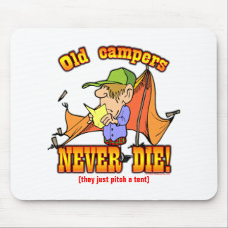 Campers Mouse Pad
