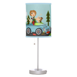 Campers Paradise Lamps