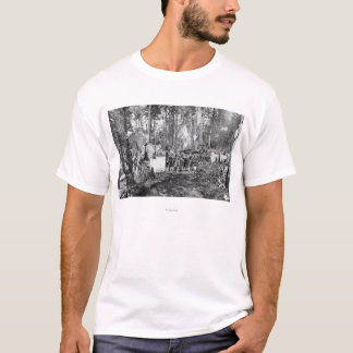 Campers Posing T-Shirt