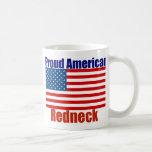 Campesino sureño americano orgulloso taza