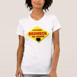 Campesino sureño futuro a bordo camisetas