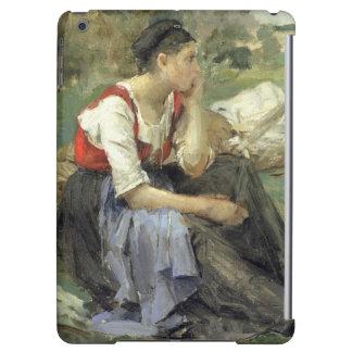 Campesinos de reclinación, 1877