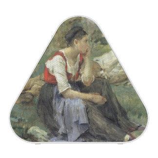 Campesinos de reclinación, 1877 altavoz bluetooth