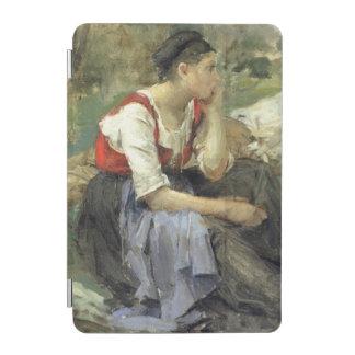 Campesinos de reclinación, 1877 cubierta de iPad mini