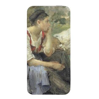 Campesinos de reclinación, 1877 funda para iPhone 5