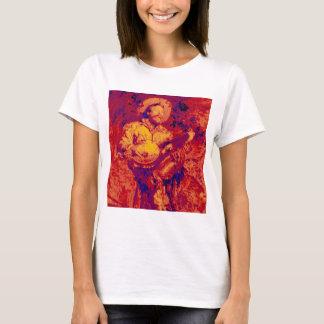 Campfire Banjo T-Shirt