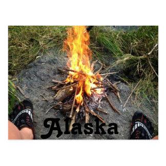 Campfire Delight Postcard