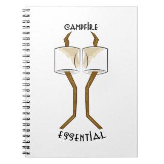 Campfire Essential Spiral Note Books