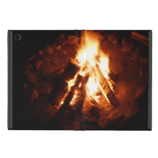 Campfire fire pit iPad mini cover