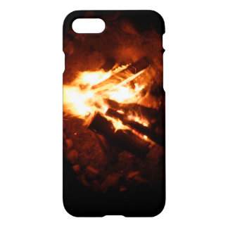 Campfire fire pit iPhone 8/7 case