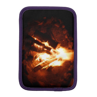 Campfire fire pit sleeve for iPad mini