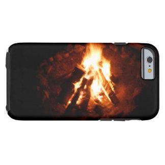 Campfire fire pit tough iPhone 6 case